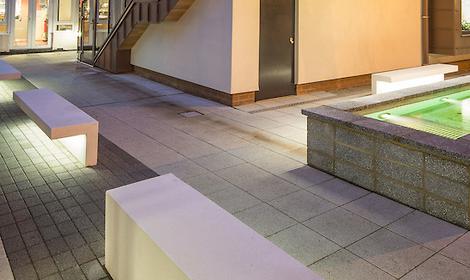 Concrete Street Furniture Concrete Street Fixtures